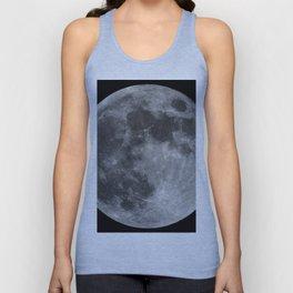 Moon 9 Unisex Tank Top