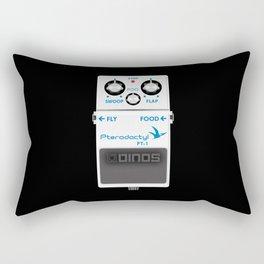 Pterodactyl Delay Pedal Rectangular Pillow