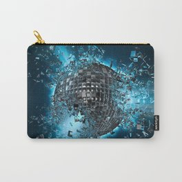 Disco planet explosion Carry-All Pouch