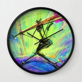 H Q Wall Clock