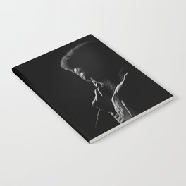 Soulful Silhouette Notebook