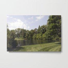 Longwood Gardens - Spring Series 213 Metal Print