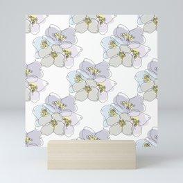 Jasmine Mini Art Print