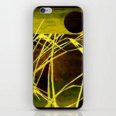 Lazing In The Corn iPhone & iPod Skin