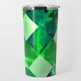 Emerald City May Emerald Birthstone Design Travel Mug