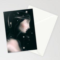 Shining Stars Stationery Cards