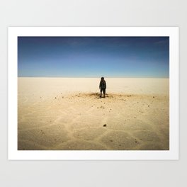 Offworld Imperfection Art Print
