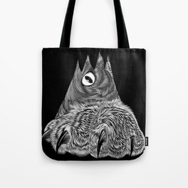 Clawy Tote Bag