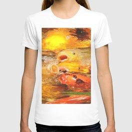 TEXTURES: Koi Swarm T-shirt