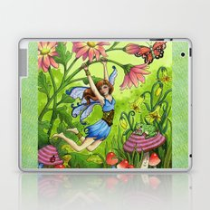 Meadow Fairy Laptop & iPad Skin