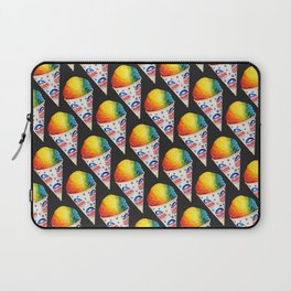 Snow Cone Pattern Laptop Sleeve