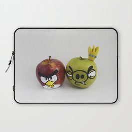 Angry Apples Laptop Sleeve