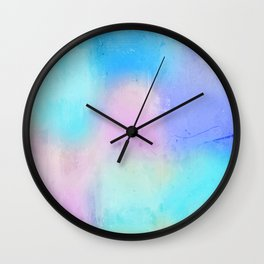 The Mindful Journey of a Shaman Wall Clock