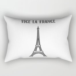 Vice La France - Bastille Day Rectangular Pillow