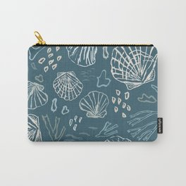 Deep-sea Treasures - cold Carry-All Pouch