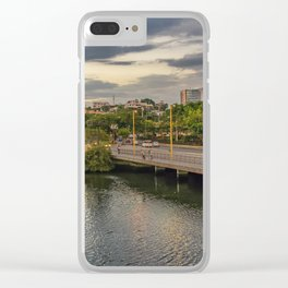 Estero Salado River Guayaquil Ecuador Clear iPhone Case