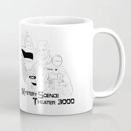 Mystery Science Theater 3000 Coffee Mug