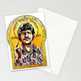 Saint Charles Bronson Stationery Cards