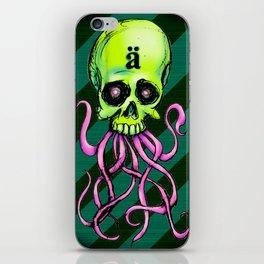 ä Skull iPhone Skin