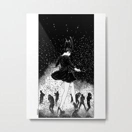 asc 496 - La mère de l'émeute (The mother of all riots) Metal Print