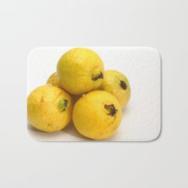 Guava fruits Bath Mat