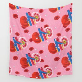 Kidney Wall Tapestry