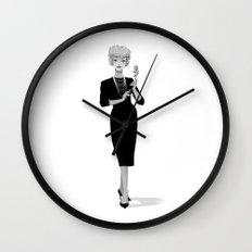 Gigi 02 Wall Clock