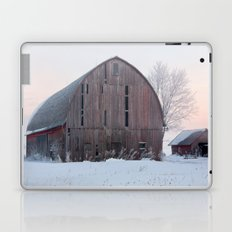 Soft Sunrise on a Winter's Morning Laptop & iPad Skin