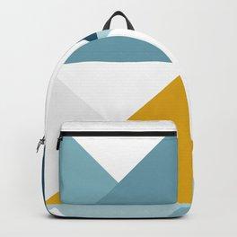Modern Geometric 18/3 Backpack