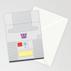 Megatron Minimalist Stationery Cards