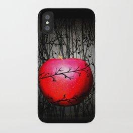 A Darker Time iPhone Case