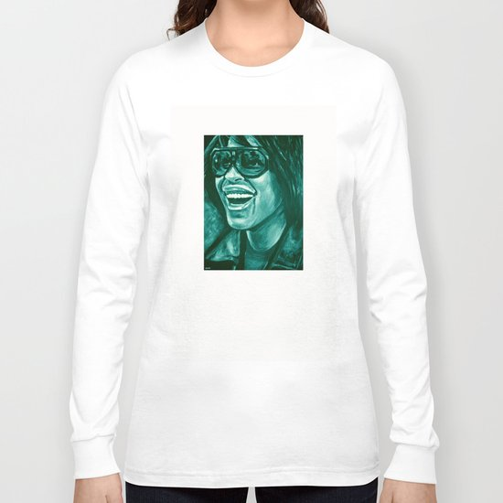 keep smiling option two! Long Sleeve T-shirt
