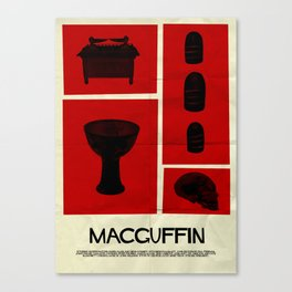 MacGuffin Canvas Print