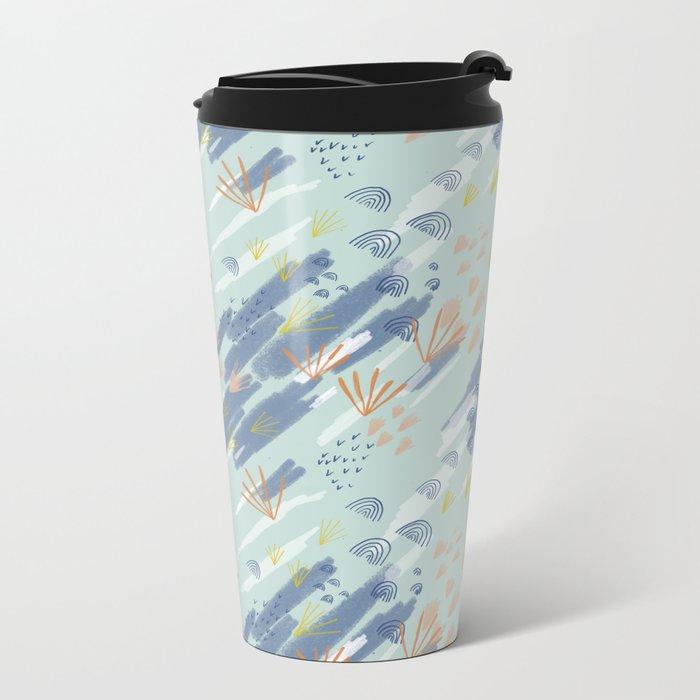 Aquatic Travel Mug