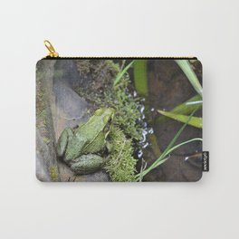 Frog, Not Toad Carry-All Pouch
