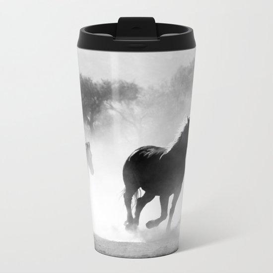 Spirit #society6 #cadineradesign #prints Metal Travel Mug