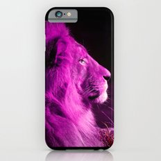 Pretty Kitty in Purple Slim Case iPhone 6s