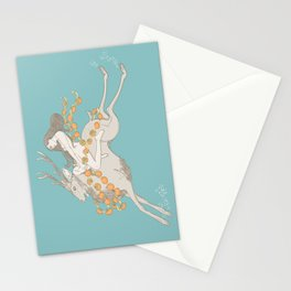 Winter Harvest Stationery Cards