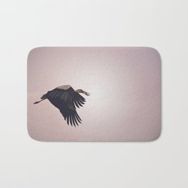 Flying Home Bath Mat