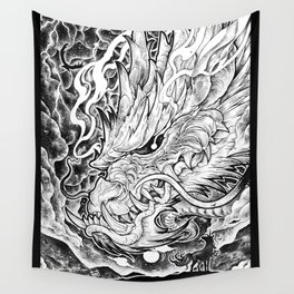 First Sight Wall Tapestry