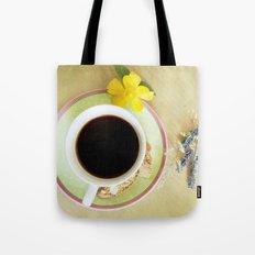 Coffee Time 3 Tote Bag