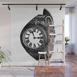 Vintage Time Wall Mural