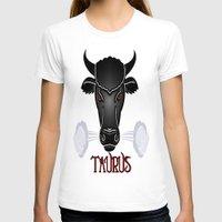 taurus T-shirts featuring Taurus by LBH Dezines