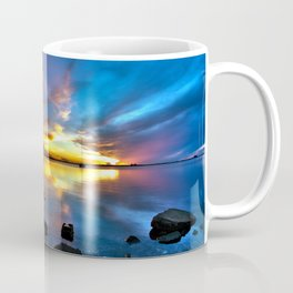 Skies Opening Up Coffee Mug