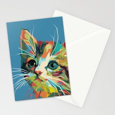 Cat Hope Stationery Cards