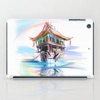 vietnam iPad Cases featuring Vietnam by tatiana-teni