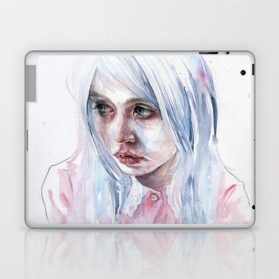 creepychan on moleskine Laptop & iPad Skin
