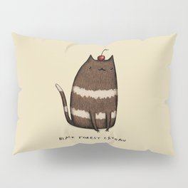 Black Forest Câteau Pillow Sham