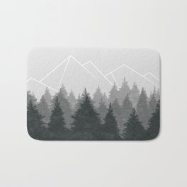 Fading Forests Bath Mat