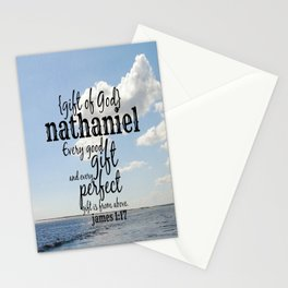 Nathaniel Stationery Cards